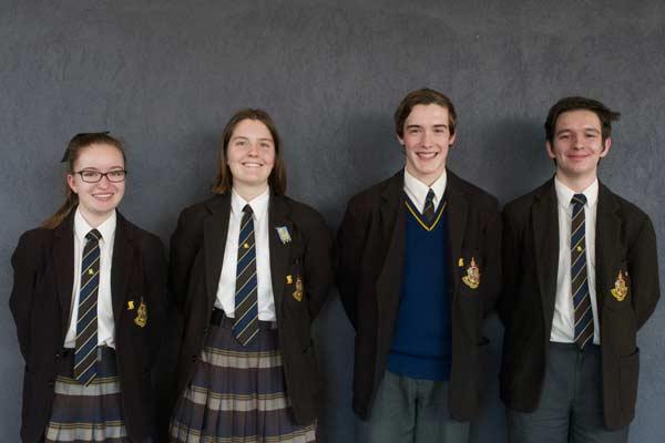 Ballarat Grammar students achieved 2nd place in the MIT Challenge