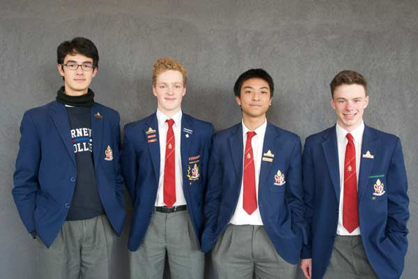Students from Overnewton College were awarded 5th place in the MIT Challenge