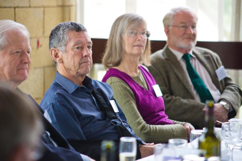 Peter Preston, Steve Clarke, Solway Sager-Nutting, Andrew Prentice